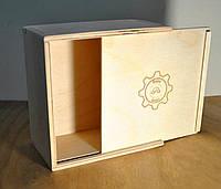 Упаковочная коробка из дерева, фото 1