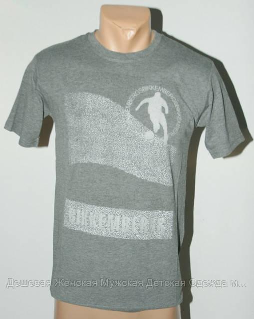 Мужская футболка бикенберг Турция №347