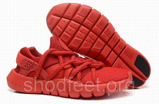 Женские кроссовки Nike Air Huarache 2015 Red