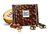 Шоколад RITTER SPORT Dunkle Voll-Nuss, 100g