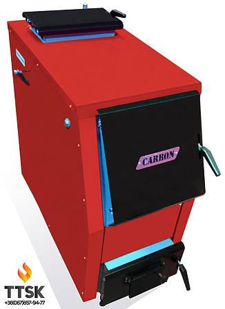 Твердотопливный котёл Carbon КСТО-31ДГ