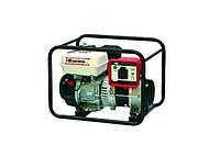 Бензиновый генератор 2,2 кВа, Honda GX160, 4,04 кВт/5,5 к.с., бак 3, 6 л, вес 35 кг. DaiShin SGA3001Ha.
