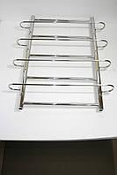 Полотенцесушитель Лестница с декором 80*50 ф33