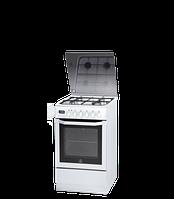 Кухонная газовая плита Indesit I5GMH5AG(W) U