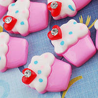 Украшение Cupcake Pink