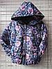 Детская куртка-ветровка на девочку ( р. от 4 до 7 лет ) № 5644