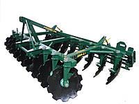 Дисковая борона ДАН для трактора МТЗ-1221