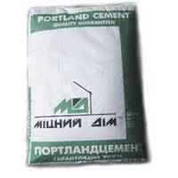 Цемент ПЦ400 (Міцний Дім) 50 кг