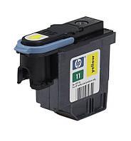 Печатающая головка  HP No.11 для DesignJet 110/510 yellow