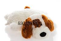 Мягкая подушка игрушка Собака 45см