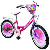 "Велосипед Mustang ""Принцесса"" 16"