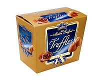 """Шоколадные конфеты, классические """"Трюфели"""" Maitre Truffout, 200 г"""