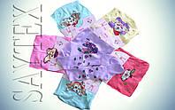 Колготы для девочек, под памперс 0-18 месяцев, (хлопок-стрейч). В упаковке 12 шт.