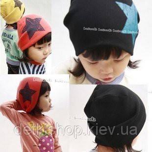 Детские шапочки Bambina со звёздами