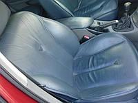 Сидіння передні задні комплект шкіряні Лагуна  Renault laguna II, фото 1