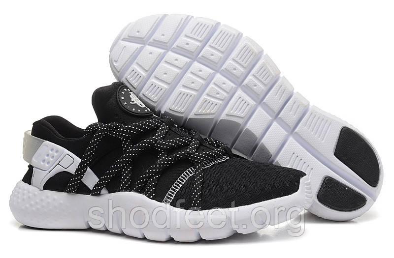 Мужские кроссовки Nike Air Huarache NM Black/White