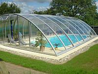 Накрытия и защитные конструкции для бассейнов