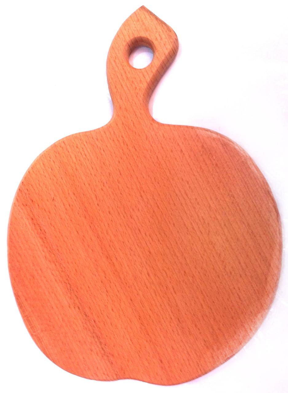 Доска кухонная, яблоко 21х29см