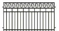 Забор сварной