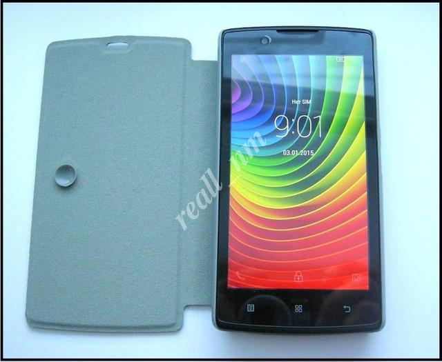 купить чехол-книжка для смартфона Lenovo A2010