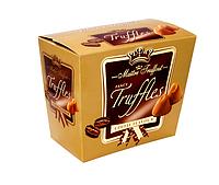 """Шоколадные конфеты, кофейные """"Трюфели"""" Maitre Truffout, 200 г"""