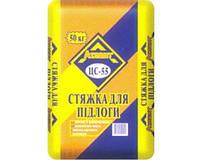 АТЛАНТ ЦС-55 цементна стяжка, 25 кг