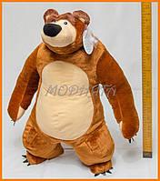 Мягкие игрушки Маша и медведь | Плюшевый медведь 60см