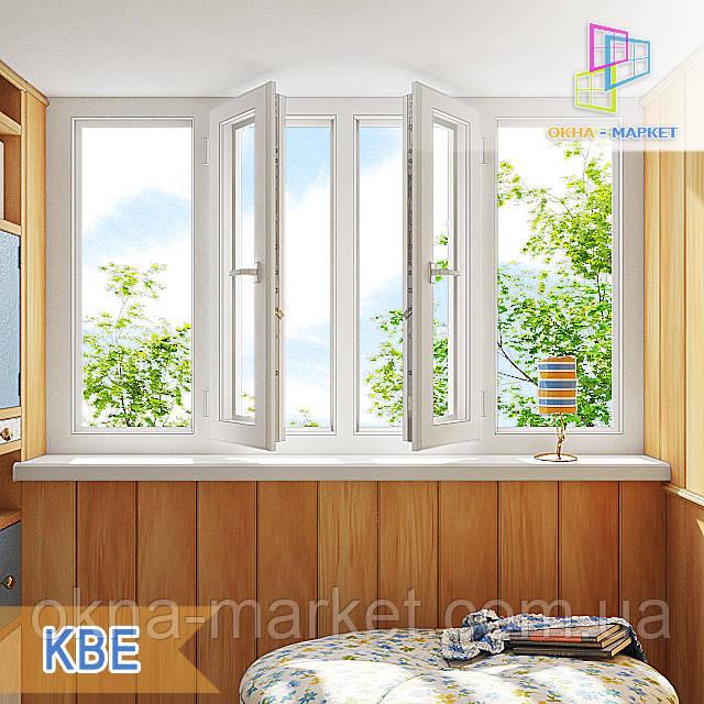 Лоджия KBE Киев стоимость