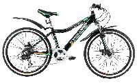 Горный велосипед Велосипед CYCLONE ULTIMA DISK 24