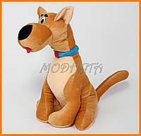 Плюшевая игрушка собака Скуби Ду 35см