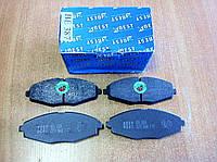 Колодки тормозные передние Chery QQ