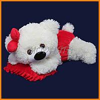 Мягкие плюшевый медвежонок 45см | Медведь на подушке