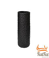 Декоративная ваза черного цвета Eterna