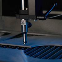 Гидроабразивная резка металла столь3, 1мм