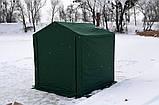 Мобильная баня ТРОЯН BASIC (2м*2м), фото 2