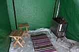 Мобильная баня ТРОЯН BASIC (2м*2м), фото 3
