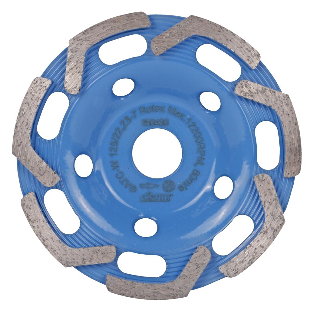Фреза алмазная ФАТ-С125/22,23x7-W Rotex