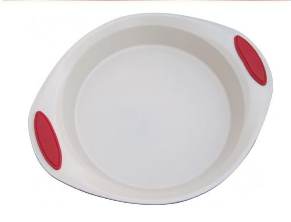 Форма антипригарная круглая с керамическим покрытием Ø 310 мм;H 50 мм (шт)