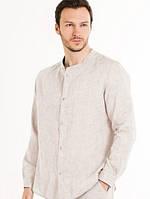 Рубашка льняная мужская, фото 1