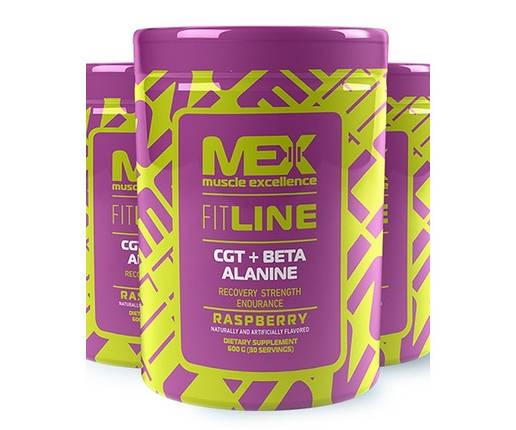 Предтренировочный комплекс MEX Nutrition CGT Beta Alanine 600 г, фото 2