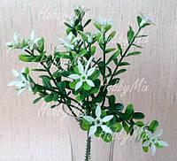 Травка с белыми цветочками (пучок)