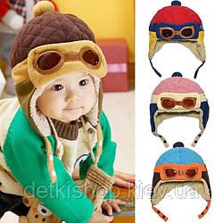 Детские шапочки «Пилот»