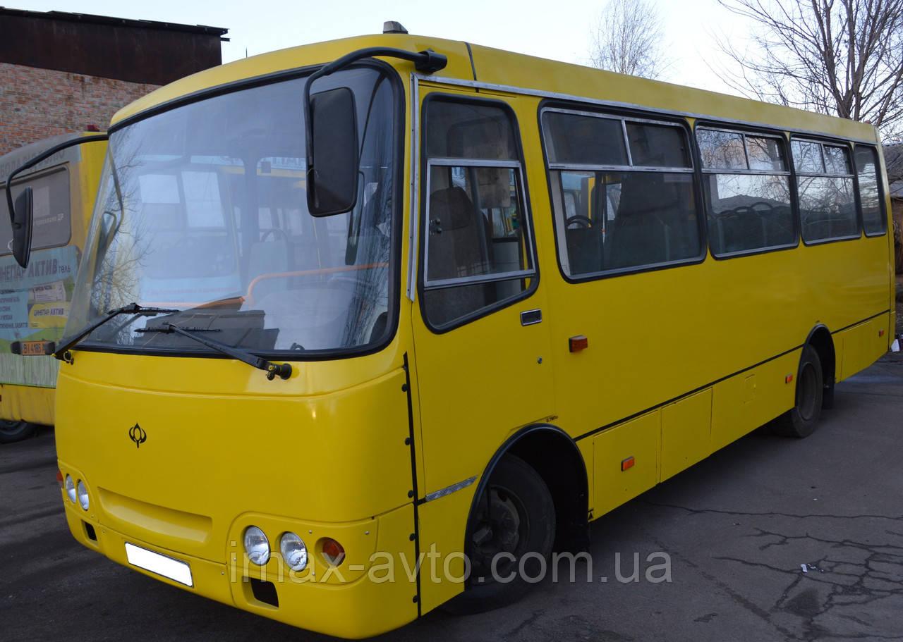 Восстановительный ремонт автобусов Богдан А092