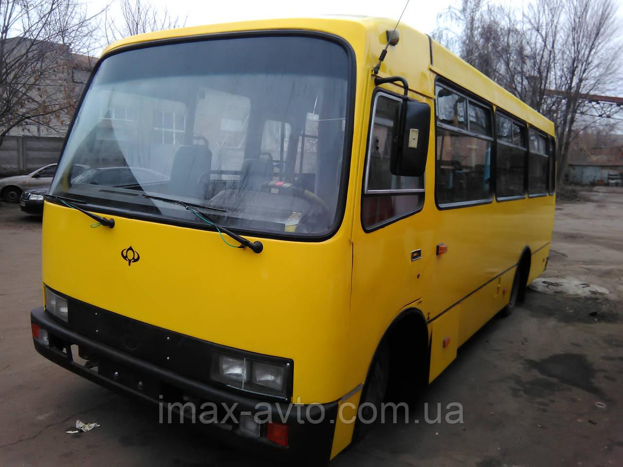 Кузовной ремонт автобусов Богдан А091
