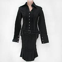 Платье женское с поясом Турция