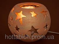 Лампа соляная Звездное небо
