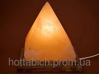 Лампа соляная Пирамида