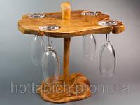 Мини бар для дома с бокалами