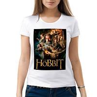 """Футболка """"Hobbit"""""""