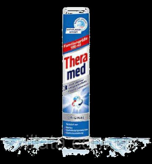 Зубная паста с дозатором Theramed Original 100ml Германия